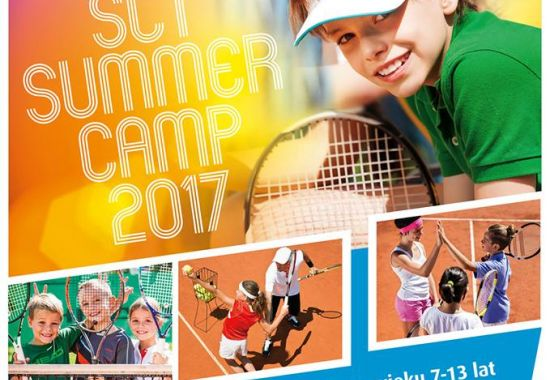 ​Obóz tenisowy SCT SUMMER CAMP 2017