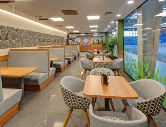 Restauracja La Grande Slaskie Centrum Tenisa